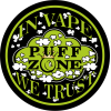 PUFF ZONE - IN VAPE WE TRUST