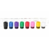 Resin 510 Drip Tip (8 Pieces)