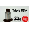 Triple RDA 22 (Black)
