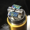 Penta Staggered Fused Clapton / 0.08 ohm / для мехмода
