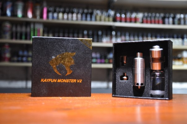 Kayfun Monster v2