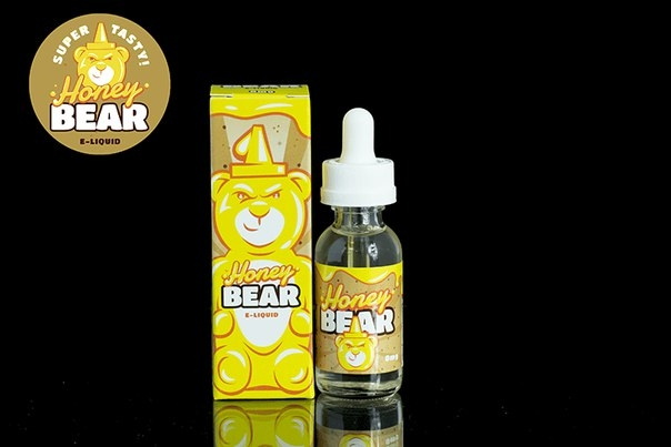 Marina Vapes Honey bear