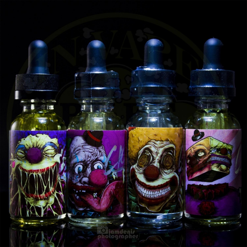 CLOWNS 30 ML