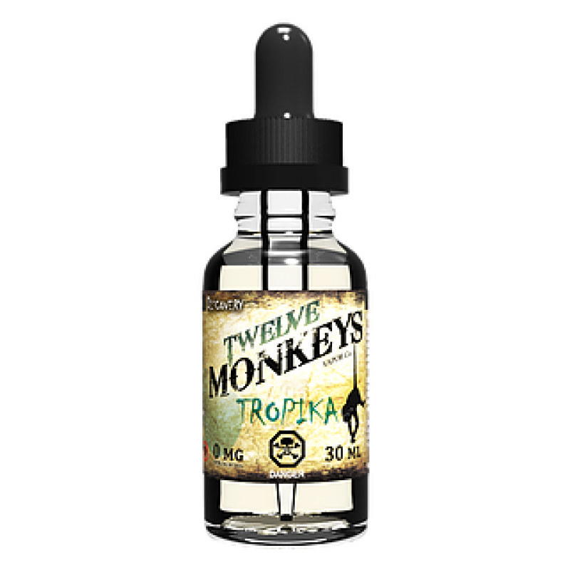 12 Monkeys Vapor Tropika