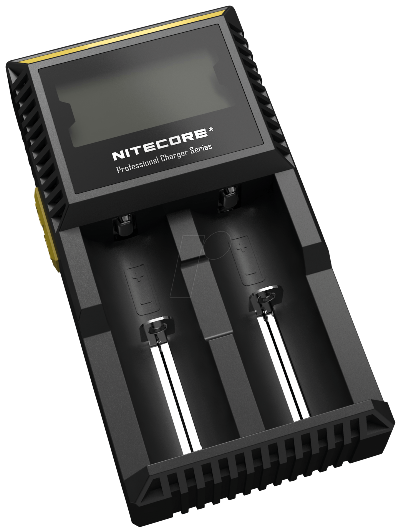 Nitecore Digicharger D2EU LCD
