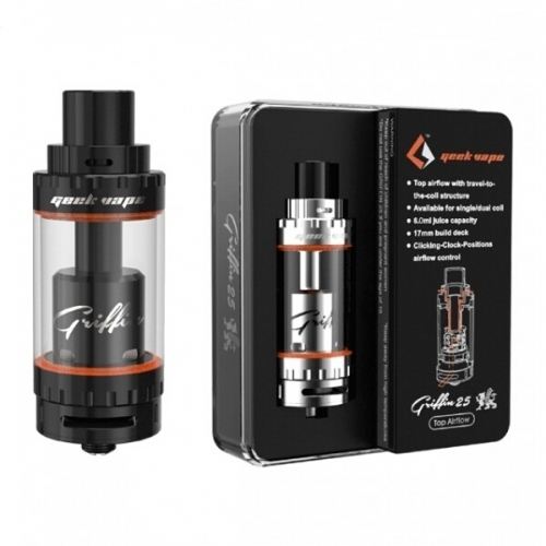 Атомайзер GEEKVAPE Griffin 25 Top flow