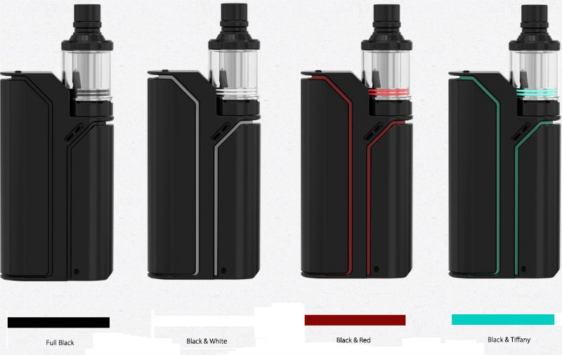 Wismec RX 75 + Armor Mini Kit