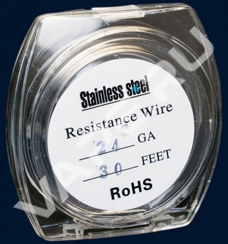 Проволка Stainless Steel Resistance Wires 24GA 10M