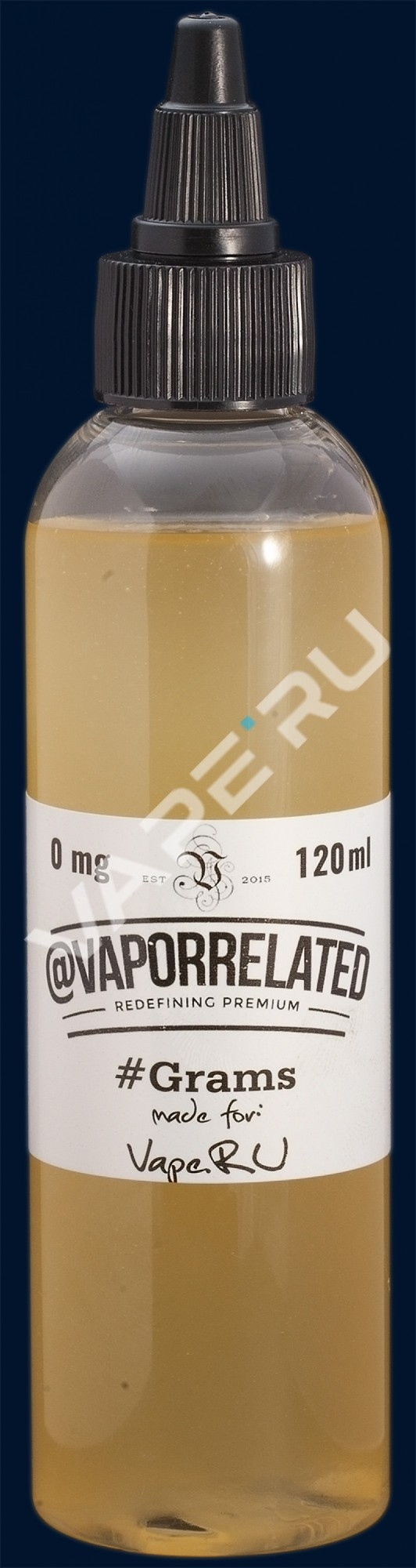 Vapor Related, Grams, 120ml