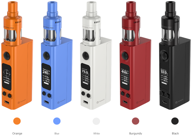 Vic VTwo Mini with Cubis Pro