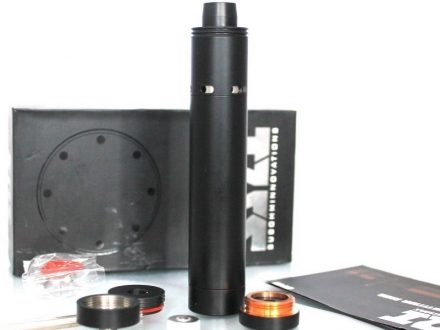Сетап SUB OHM INNOVATIONS Subzero Kit (Clone) - Black