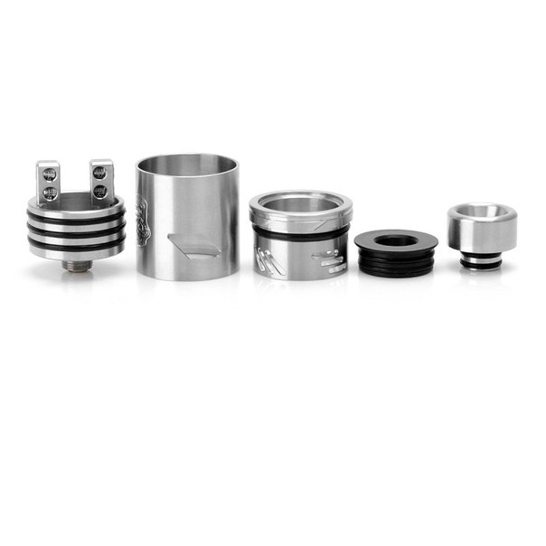 Дрипка WOTOFO The Troll RDA V2 25mm
