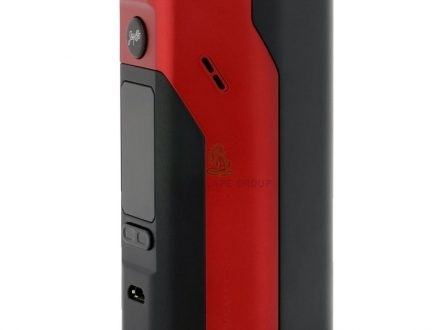 Бокс мод WISMEC Reuleaux RX 2/3 150W / 200W TC - Red and Black