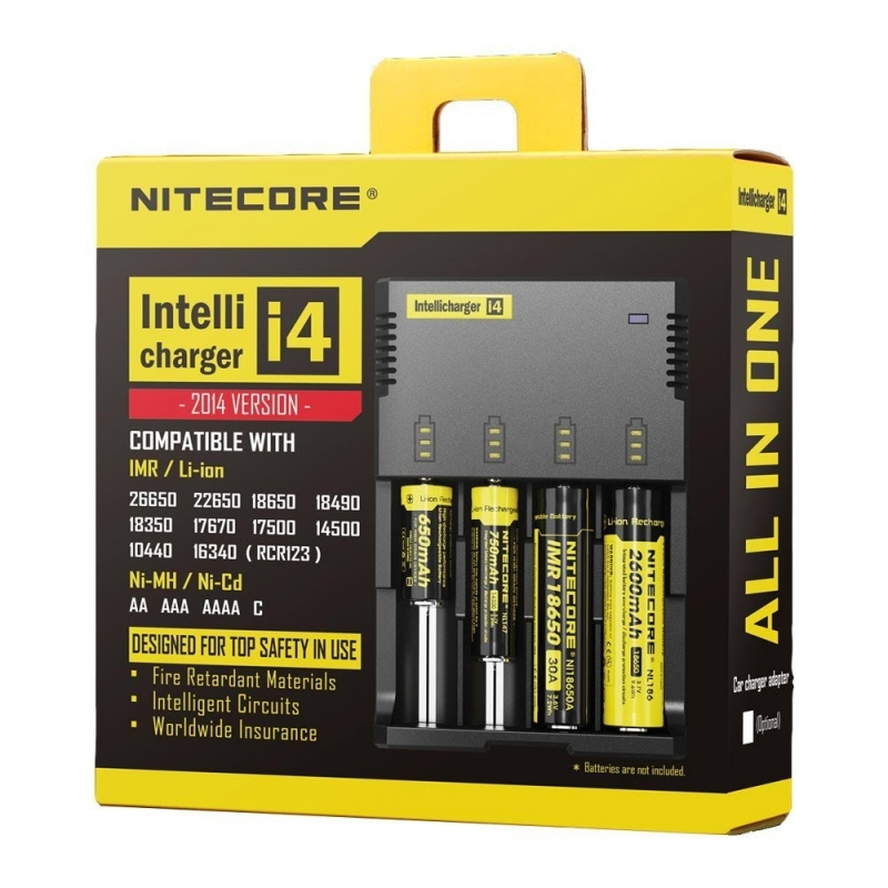 NiteCore i4 (new version)
