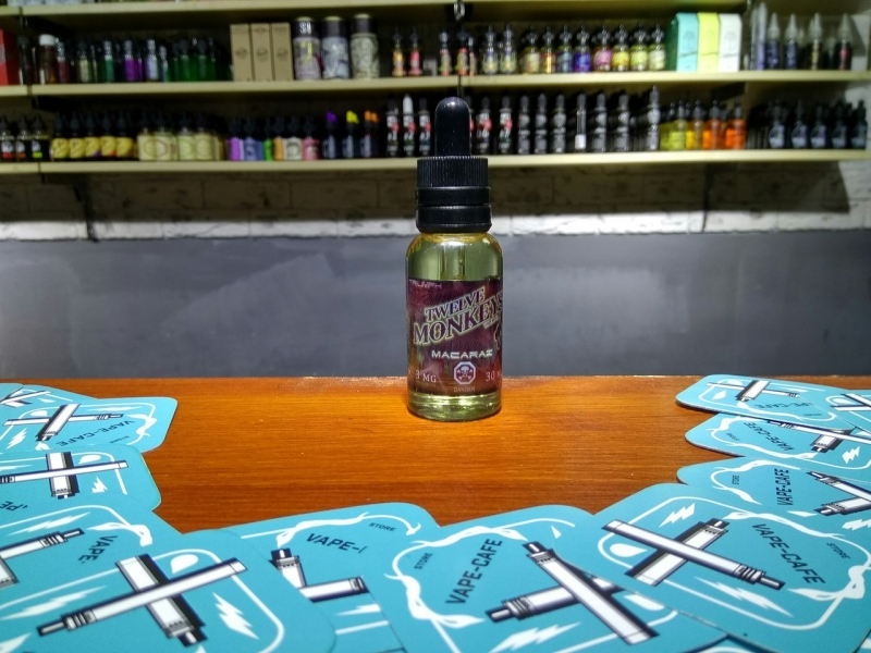 Twelve Monkeys - Macaraz 30 ml