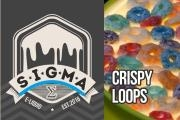 Sigma Crispy Loops 0 mg