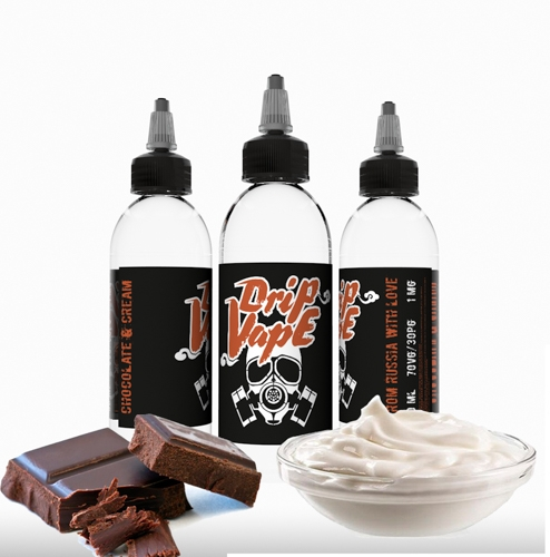 Chocolate&Cream от DripVape 60ml