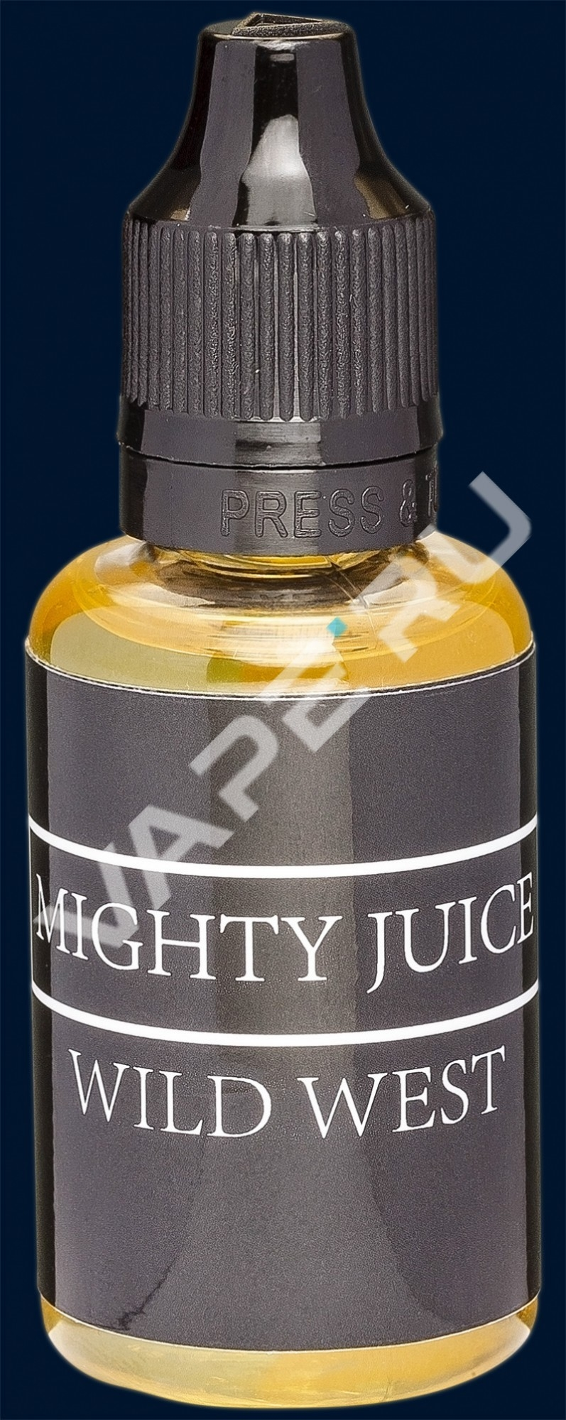 Mighty juice, Wild West