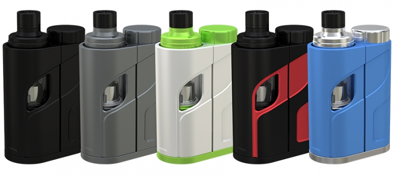 Набор Eleaf iKonn Total with ELLO mini Launching