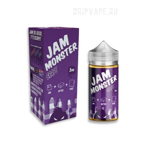 Jam Monster Grape
