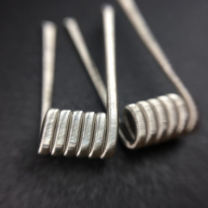 Fused Clapton Coil (для боксмода)