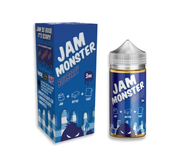 Jam Moster - Blueberry