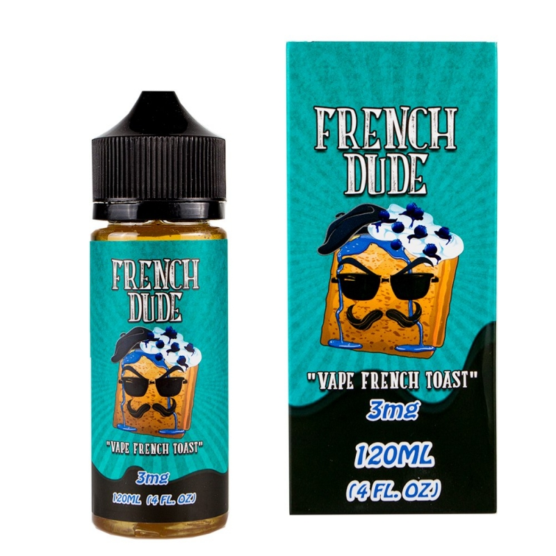 Vape Breakfast Classic - FRENCH DUDE
