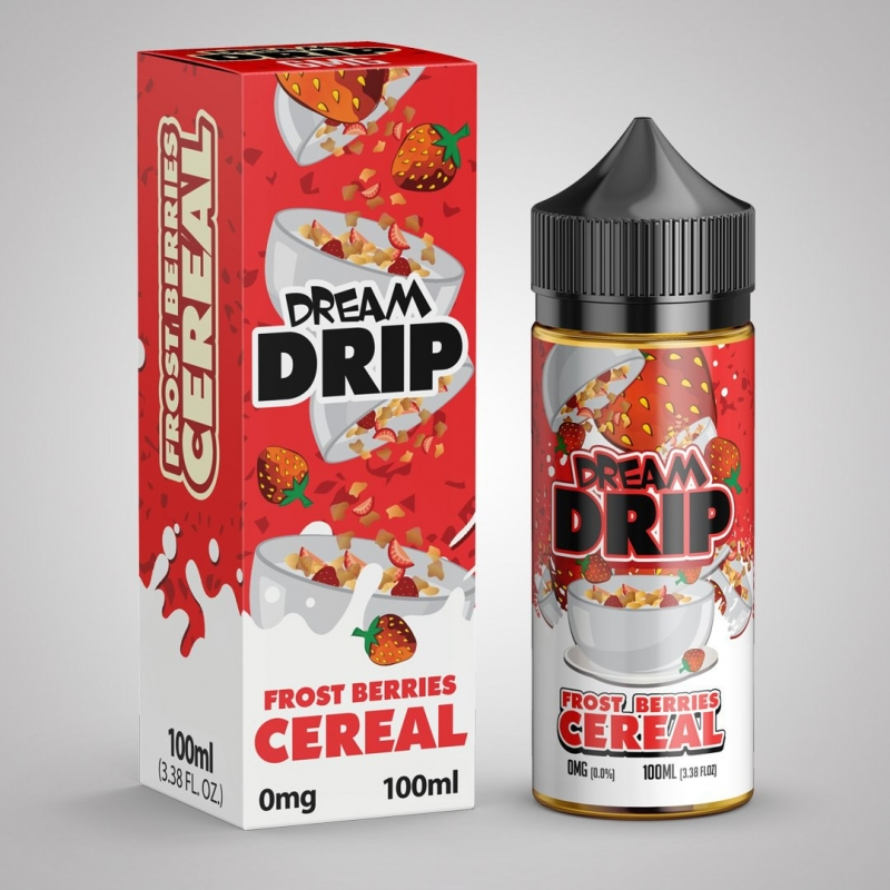 Dream Drip - Frost Berries Cereal