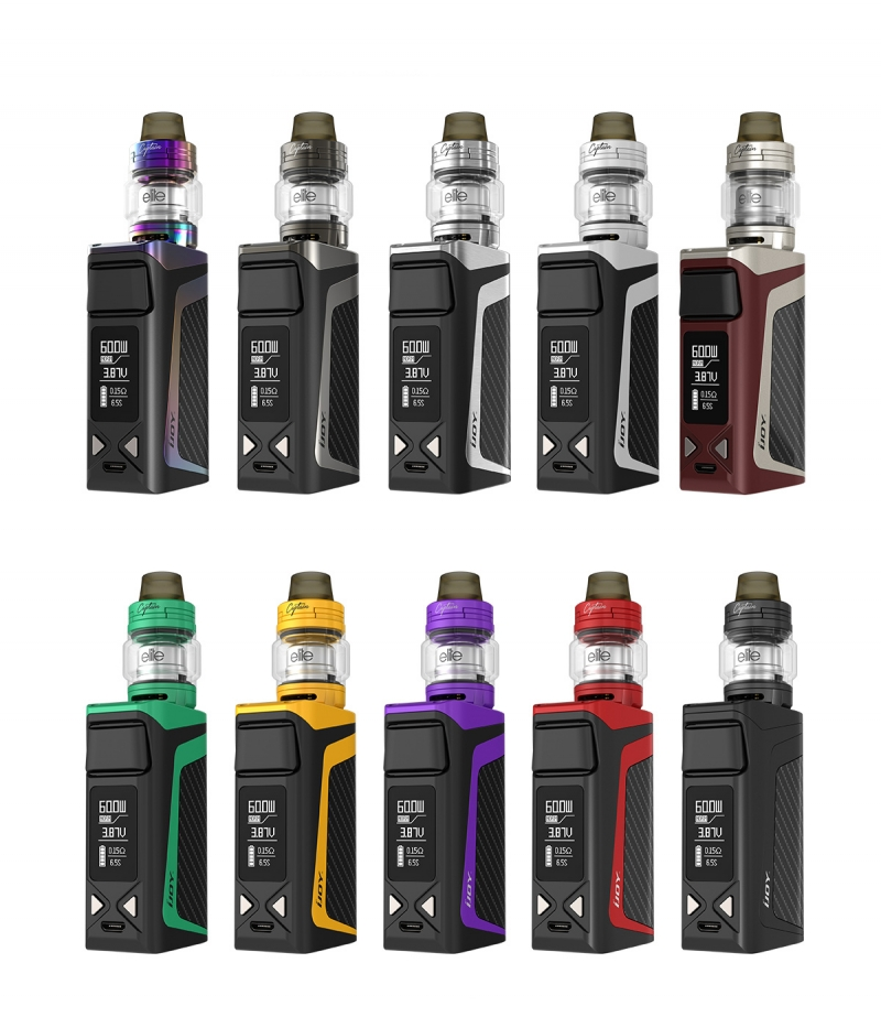 Стартовый Набор Ijoy Elite Mini 60W Kit Li-Po 2200mAh