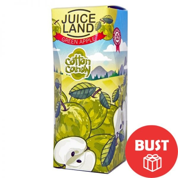 Juiceland, Green Apple