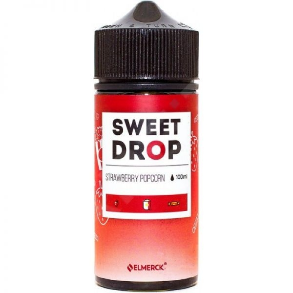 Sweet Drop, Strawberry Popcorn