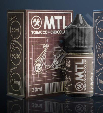 MTL, Tobacco with Chocolate