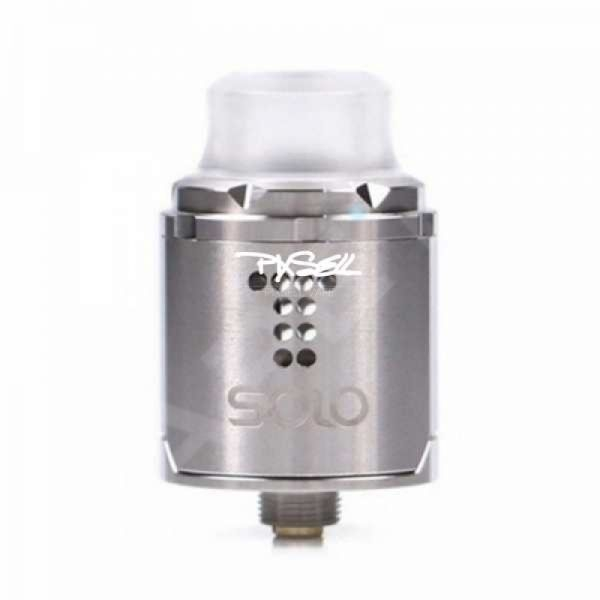 Дрипка GEEK VAPE&DIGIFLAVOR Drop Solo RDA