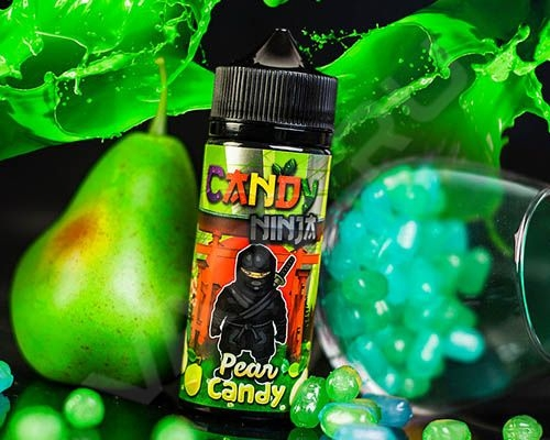 Candy Ninja, Pear Candy