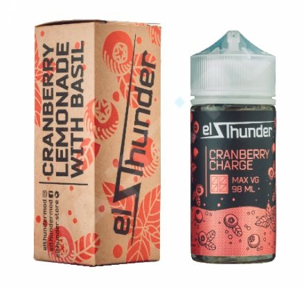 El Thunder 8 Cranberry Charge