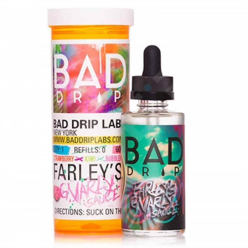 Bad Drip, Farley's Gnarly Sauce