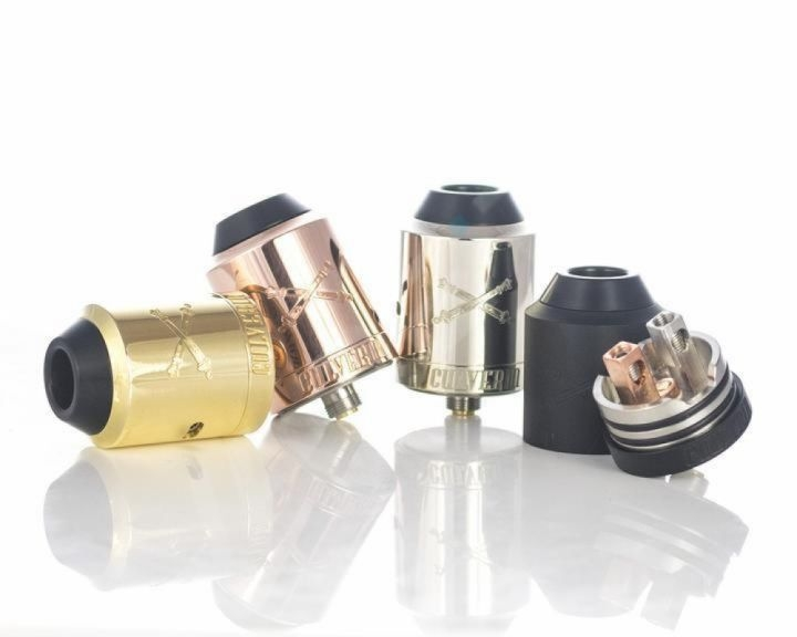 Дрипка Broadside Culverin RDA (клон)